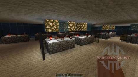 Greenfield Project New Greenfield для Minecraft