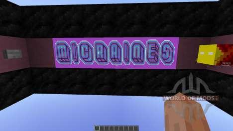 Migraines Puzzle [1.8][1.8.8] для Minecraft