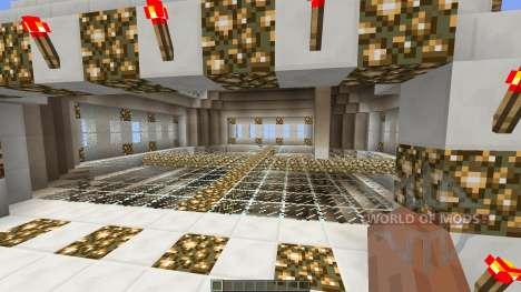 ini Space Station - N6000 Non-Residental для Minecraft