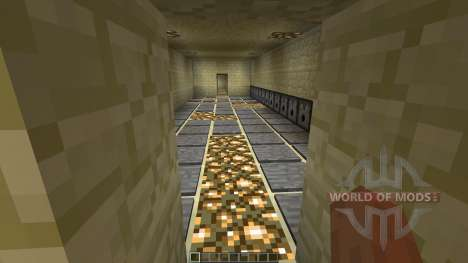 The Temple для Minecraft
