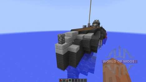 Sentoku Submarine [1.8][1.8.8] для Minecraft