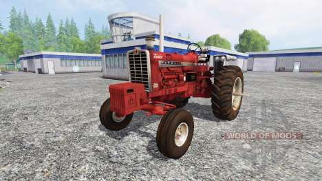 Farmall 1206 fix для Farming Simulator 2015
