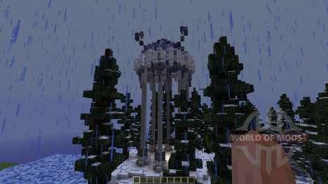 Argonian Temple для Minecraft