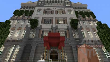 Hotel del Craft для Minecraft
