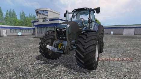 Deutz-Fahr Agrotron 7250 TTV warrior v3.0 для Farming Simulator 2015
