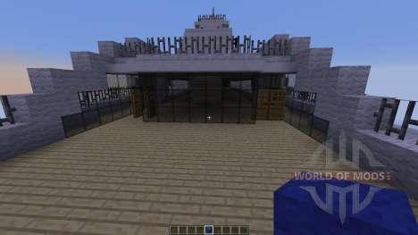 Personal version of Le Boréal для Minecraft
