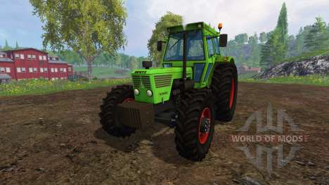 Deutz-Fahr D 8006 для Farming Simulator 2015