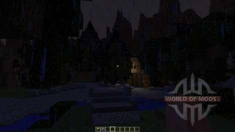 Medieval Hub 2 для Minecraft
