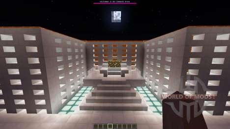 ConCrafter - CommandsArena для Minecraft