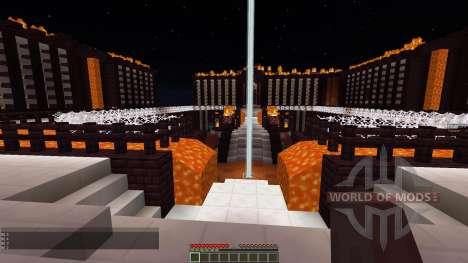 Outbreak для Minecraft