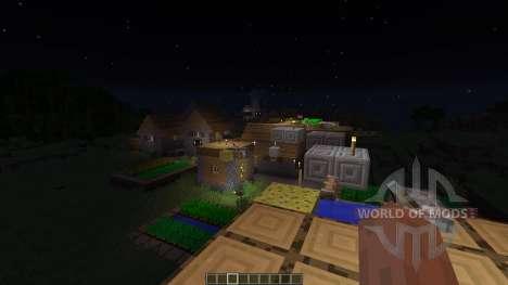 The Dome Parkour для Minecraft
