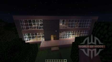 Modern Mansion для Minecraft