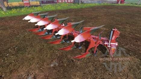 Maschio Lelio 6 v2.0 для Farming Simulator 2015