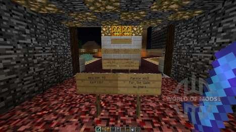 Average Lobby для Minecraft