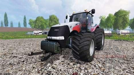 Case IH Magnum CVX 380 v3.0 для Farming Simulator 2015