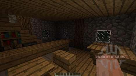 Medieval House Inn для Minecraft