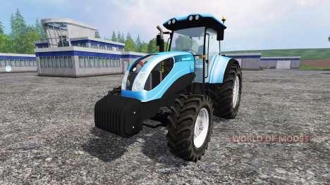 Landini 7.230 для Farming Simulator 2015