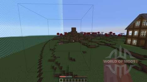 Hunger Games для Minecraft