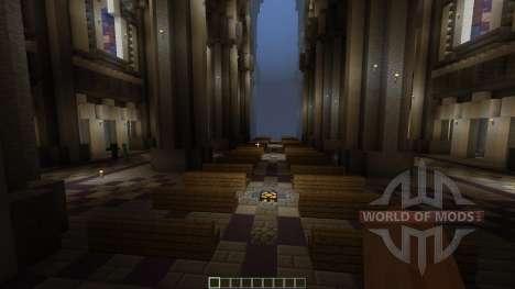 17th Century Cathedral [1.8][1.8.8] для Minecraft