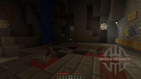 Ore Whacker Map [1.8][1.8.8] для Minecraft