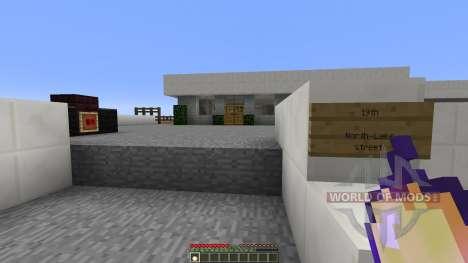 Resort для Minecraft
