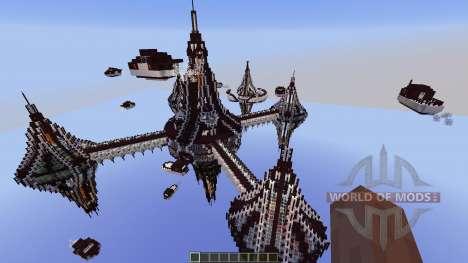 Space lobby [1.8][1.8.8] для Minecraft
