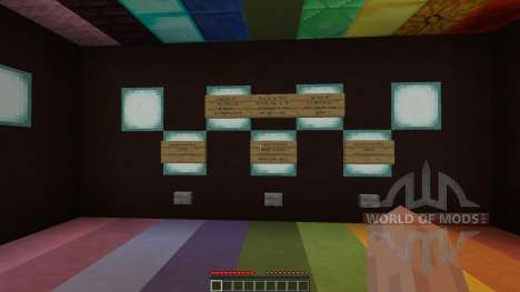 The Selection Chambers [1.8][1.8.8] для Minecraft