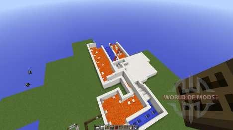 Wipeout on Steroids для Minecraft