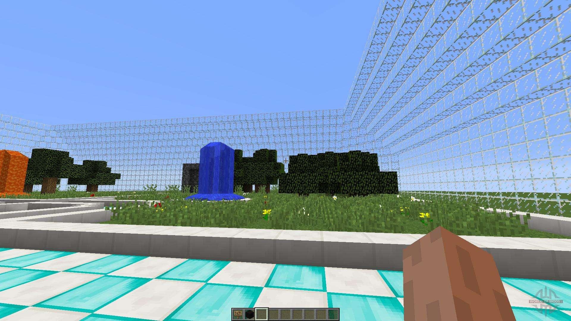 готовый спавн для сервера minecraft 1.8 #3