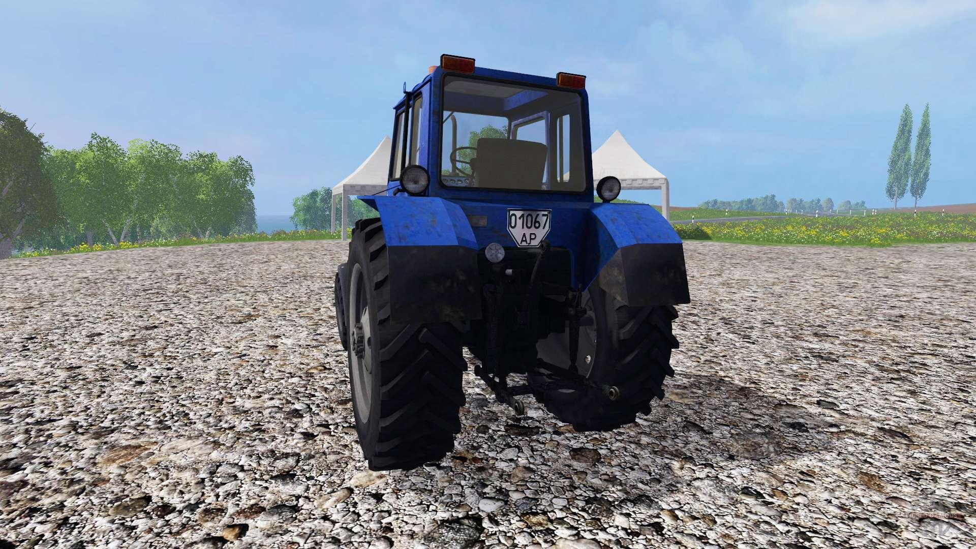 Трактор МТЗ 82.1 расход топлива