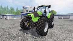 Deutz-Fahr Agrotron 7250 TTV v3.0