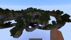 Floating Survival Island
