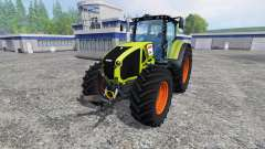 CLAAS Axion 950 v4.0 для Farming Simulator 2015