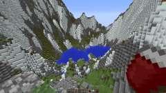 Mountainside Realistic Terrain