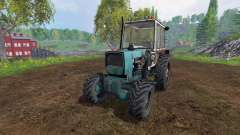 ЮМЗ-6КЛ 4x4 для Farming Simulator 2015