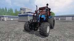 МТЗ-1221В Беларус v2.0