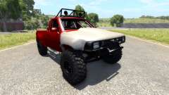 Toyota PreRunner Off-Road для BeamNG Drive