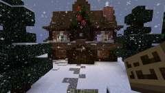 christmas adventure inspired villa