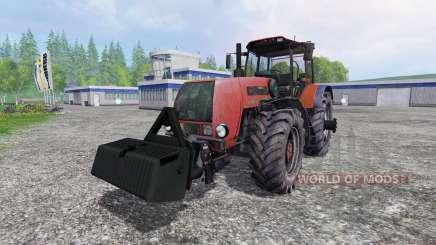 Беларус-2522 ДВ для Farming Simulator 2015