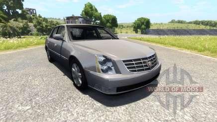 Cadillac DTS для BeamNG Drive