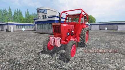 МТЗ-50 red edition для Farming Simulator 2015