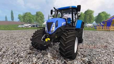 New Holland T7.170 для Farming Simulator 2015