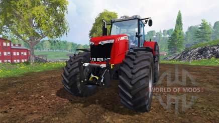 Massey Ferguson 8737 [fixed] для Farming Simulator 2015