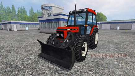 Zetor 7340 Turbo v2.0 для Farming Simulator 2015