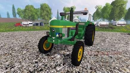 John Deere 3135 для Farming Simulator 2015