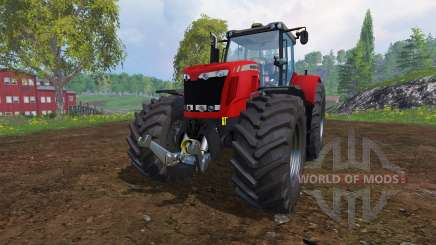 Massey Ferguson 8737 v3.0 для Farming Simulator 2015