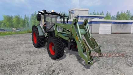 Fendt 380 GTA Turbo v2.0 для Farming Simulator 2015