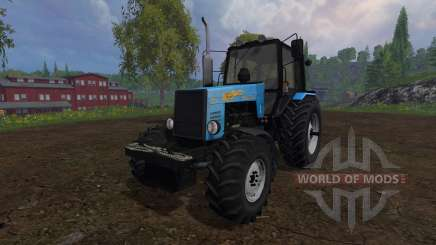 МТЗ-1221 Беларус v4.0 для Farming Simulator 2015