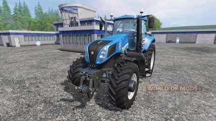 New Holland T8.320 v0.1 для Farming Simulator 2015