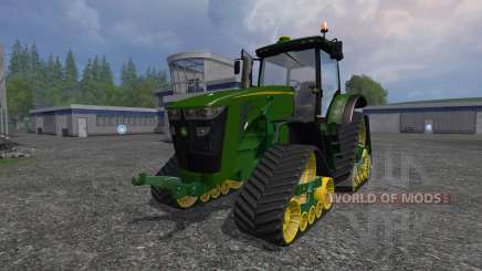 John Deere 8360R Quadtrac для Farming Simulator 2015